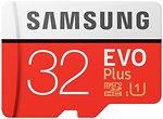 Фото Samsung Evo Plus microSDHC Class 10 UHS-I U1 32Gb
