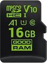 Фото GoodRAM M1A0 A1 microSDHC Class 10 UHS-I U1 V10 16Gb