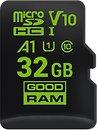 Фото GoodRAM M1A0 A1 microSDHC Class 10 UHS-I U1 V10 32Gb