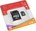 Фото T&G microSDHC Class 4 4Gb