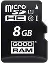 Фото GoodRAM M1A0 microSDHC UHS-I 8Gb