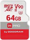Фото GoodRAM IRDM Pro microSDXC UHS-II U3 V90 64Gb