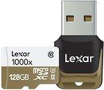 Фото Lexar Professional 1000x microSDXC UHS-II U3 128Gb