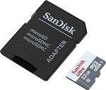 Фото SanDisk Ultra microSDHC UHS-I 533x 32Gb