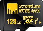 Фото Strontium Nitro microSDXC 466x UHS-I 128Gb