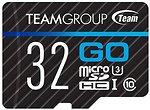 Фото Team Group Go microSDHC Class 10 UHS-I U3 32Gb