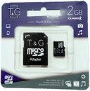Фото T&G microSDHC Class 4 2Gb