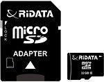 Фото RiDATA microSDHC Class 10 32Gb