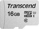 Фото Transcend 300S microSDHC Class 10 UHS-I 16Gb