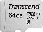 Фото Transcend 300S microSDXC Class 10 UHS-I 64Gb