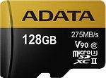 Фото ADATA Premier One microSDXC Class 10 UHS-II U3 V90 128Gb