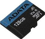 Фото ADATA Premier microSDXC Class 10 UHS-I U1 V10 A1 128Gb