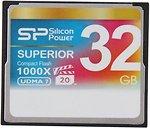 Фото Silicon Power Superior CompactFlash 1000x 32Gb