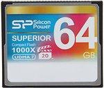 Фото Silicon Power Superior CompactFlash 1000x 64Gb