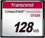 Фото Transcend Industrial Grade CompactFlash CF220I 128Mb