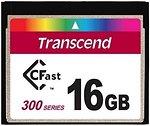 Фото Transcend CFast 300x 128Gb