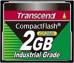 Фото Transcend Industrial Grade CompactFlash CF200I 2Gb