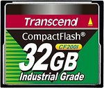 Фото Transcend Industrial Grade CompactFlash CF200I 32Gb