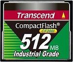 Фото Transcend Industrial Grade CompactFlash CF200I 512Mb