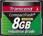 Фото Transcend Industrial Grade CompactFlash CF200I 8Gb