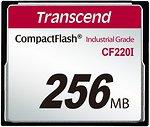 Фото Transcend Industrial Grade CompactFlash CF220I 256Mb