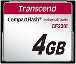 Фото Transcend Industrial Grade CompactFlash CF220I 4Gb