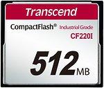 Фото Transcend Industrial Grade CompactFlash CF220I 512Mb
