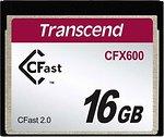 Фото Transcend CFast 2.0 CFX600 16Gb