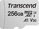 Фото Transcend 300S microSDXC Class 10 UHS-I U3 V30 A1 256Gb
