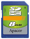 Фото Apacer SDHC Class 4 8Gb