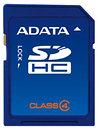 Фото ADATA SDHC Class 4 16Gb