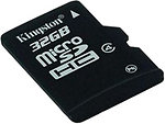 Фото Kingston microSDHC Class 4 32Gb