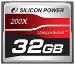 Фото Silicon Power CompactFlash 200x 32Gb