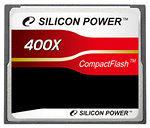 Фото Silicon Power CompactFlash 400x 16Gb