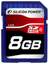 Фото Silicon Power SDHC Class 4 8Gb