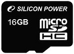 Фото Silicon Power microSDHC Class 10 16Gb