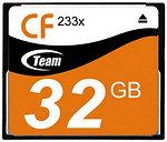 Фото Team Group CompactFlash 233x 32Gb