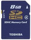 Фото Toshiba SDHC Class 4 8Gb