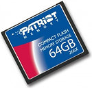 Фото Patriot CompactFlash 266x 64Gb