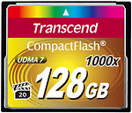 Фото Transcend CompactFlash 1000x 128Gb