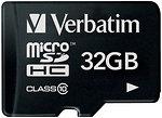 Фото Verbatim microSDHC Class 10 32Gb