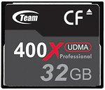 Фото Team Group CompactFlash 400x 32Gb