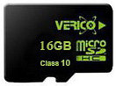 Фото Verico microSDHC Class 10 16Gb