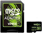 Фото Verico microSDHC Class 4 16Gb