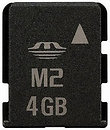 Фото Silicon Power Memory Stick Micro M2 4Gb