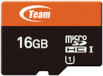 Фото Team Group microSDHC UHS-I 16Gb