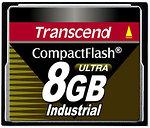 Фото Transcend CompactFlash 100x 8Gb