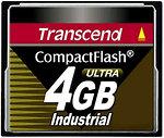 Фото Transcend CompactFlash 100x 4Gb