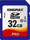 Фото Kingmax SDHC Pro UHS-I 32Gb
