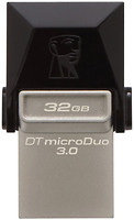 Kingston DataTraveler Micro Duo 3.0 DTDUO3 32 GB